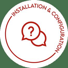 SEAA Installation du site