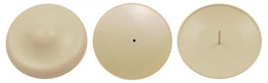 Antivol clou Dune MIDI beige