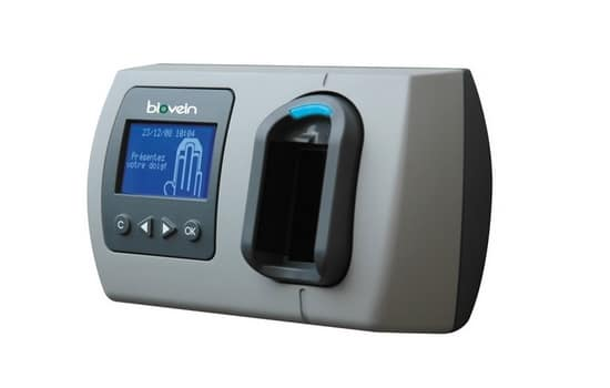 Lecteur biométrique empreinte digitale